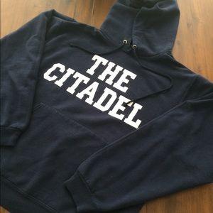 The Citadel Hoodie Sweatshirt - S